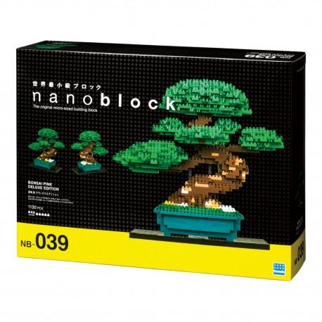 NANOBLOCK Bansai Deluxe