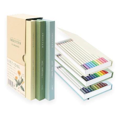 IROJITEN crayons de couleurs