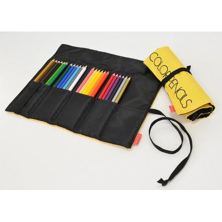 Tombow Trousse de 24 crayons de couleurs