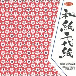 Washi Chiyogami 150mm