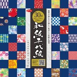 Washi Chiyogami 150mm 30 motifs