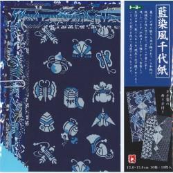 Aizomefû Chiyogami 150mm