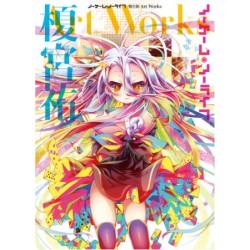 No Game・No Life - Kamiya Yu Art Works