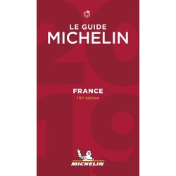 Le guide Michelin France