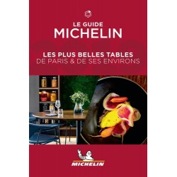 Le guide Michelin - Paris