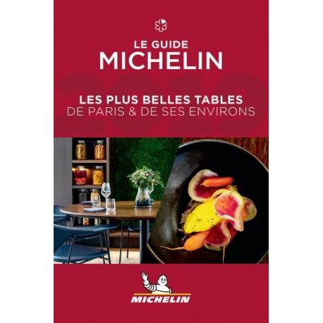 Le guide Michelin - Paris