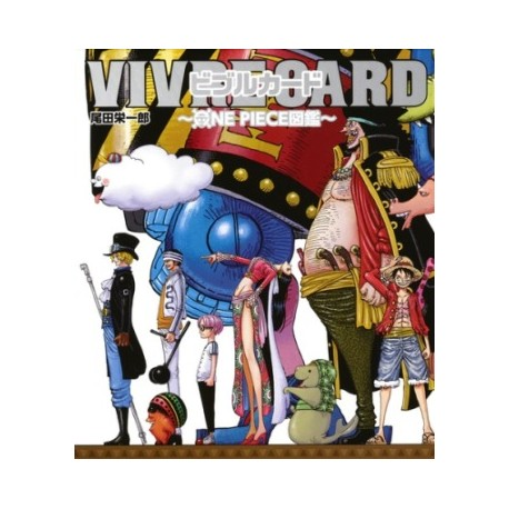 One Piece - Vivre Card / Starter Set vol.2