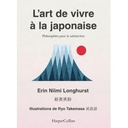 L'art de vivre à la japonaise - Ikigai, bain de forêt, wabi-sabi...