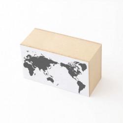 Tampon / Carte du Monde
