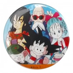 Badge Dragon Ball / TEDB768