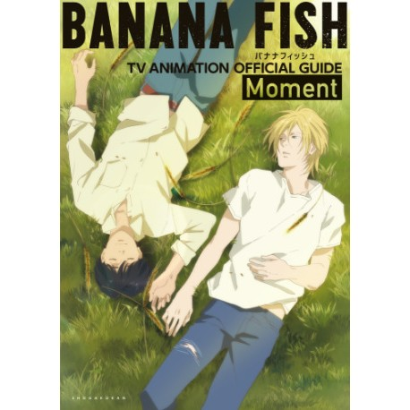 BANANA FISH - TV Animation Official Guide / Moment