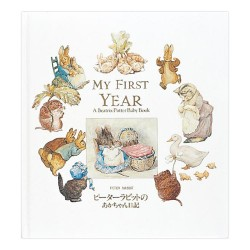 Peter Rabbit - My fisrt year