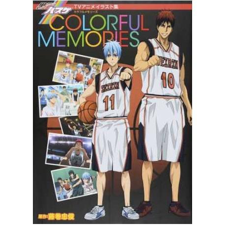 Kuroko's Basket - Colorful Memories