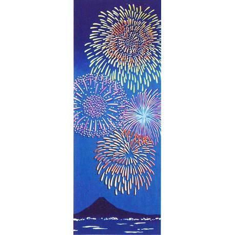 Tenuguï KAMAWANU - Fuji-Hanabi -