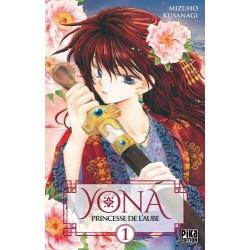 Yona, princesse de l'aube 1