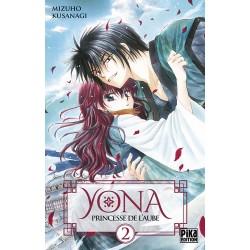 Yona, princesse de l'aube 2