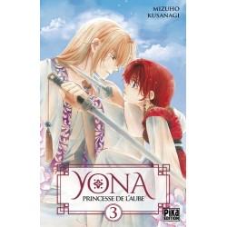 Yona, princesse de l'aube 3