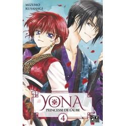 Yona, princesse de l'aube 4