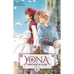 Yona, princesse de l'aube 6
