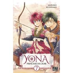 Yona, princesse de l'aube 7