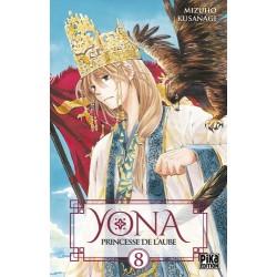 Yona, princesse de l'aube 8