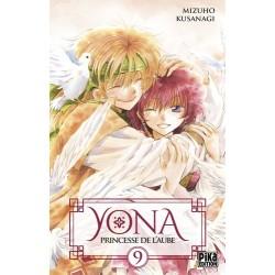 Yona, princesse de l'aube 9