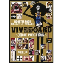 One Piece - Vivre Card Booster Pack / Akumu