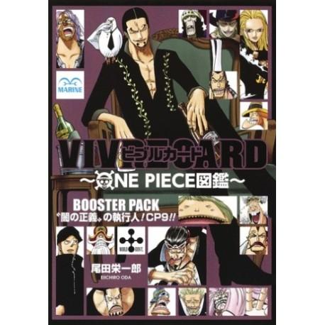 One Piece - Vivre Card Booster Pack / Yami no seigi