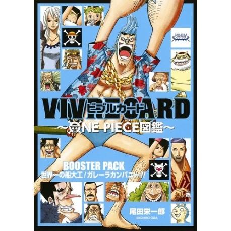 One Piece - Vivre Card Booster Pack / Sekai ichi no funadaiku
