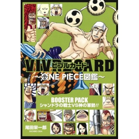 One Piece - Vivre Card Booster Pack