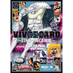 One Piece - Vivre Card Booster Pack / Bôsô