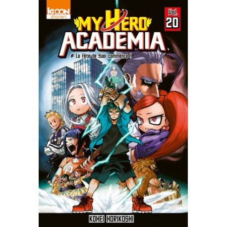 My Hero Academia 20 - VF