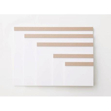 Bloc dessin Drawing pad B4 White