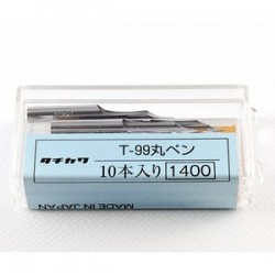 TACHIKAWA Maru-pen Pack of 10