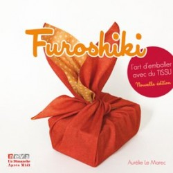 Furoshiki - L'art d'emballer avec du tissu