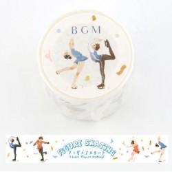 Masking Tape BGM - Patinage artistique -