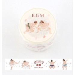 Masking Tape BGM - Sumo -