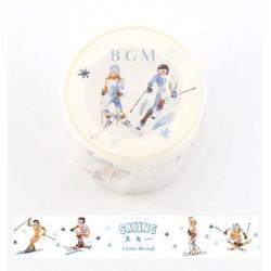 Masking Tape BGM - Ski -