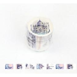 Masking Tape BGM - Inde -