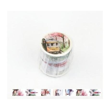 Masking Tape BGM - Japon -