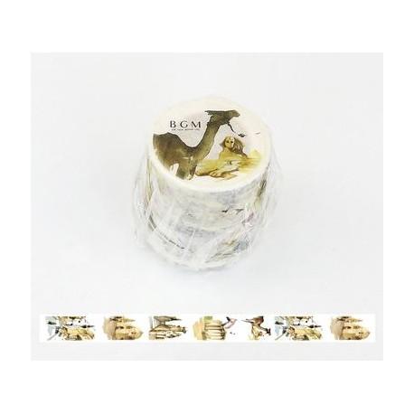 Masking Tape BGM - Egypte -