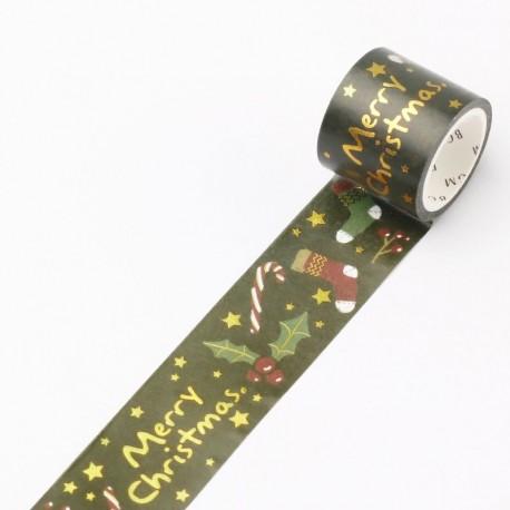 Masking Tape BGM - Noël -