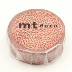 Masking Tape mt - Mujinagiku Rouge -