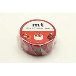 Masking Tape mt - Merry Christmas -