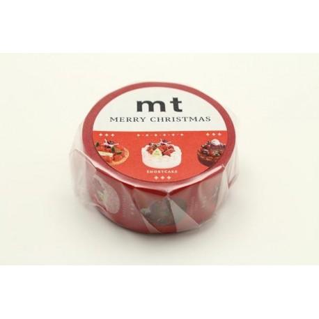Masking Tape mt - Merry Christmas -