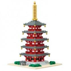 NANOBLOCK Five-Storied Pagoda Deluxe