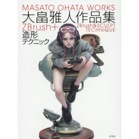 Masato OHATA Works - ZBrush & Sculpt Technique -