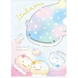 Pochette plastique A4 - Jinbei san -