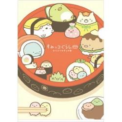 Pochette plastique A4 - Sumikko gurashi -