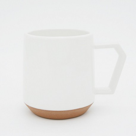 Mug CHIPS - Couleur Uni Blanc -